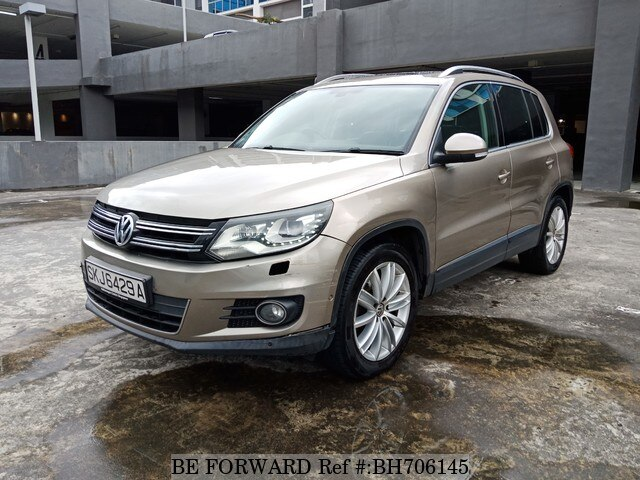 Used 2013 VOLKSWAGEN TIGUAN BH706145 for Sale