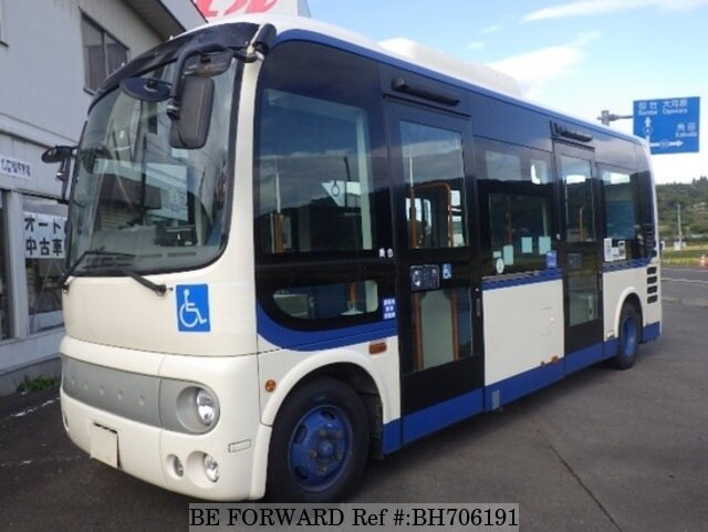 Used 2007 HINO PONCHO BH706191 for Sale