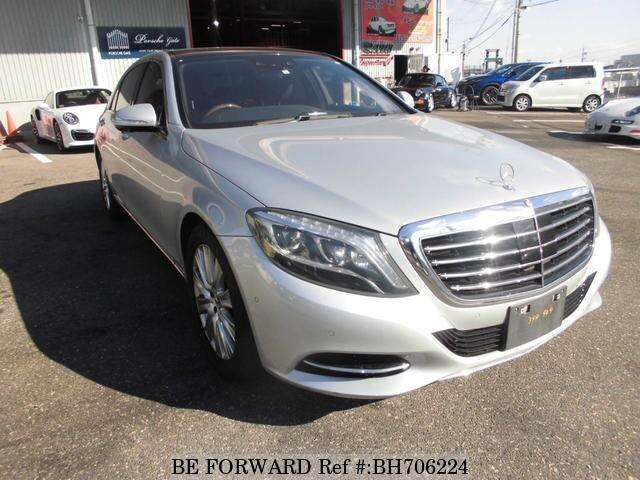 Used 2014 MERCEDES-BENZ S-CLASS BH706224 for Sale