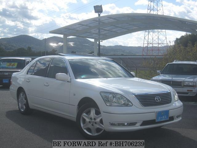 Used 2004 TOYOTA CELSIOR BH706239 for Sale