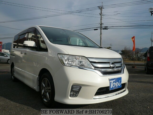 Used 2011 NISSAN SERENA BH706270 for Sale