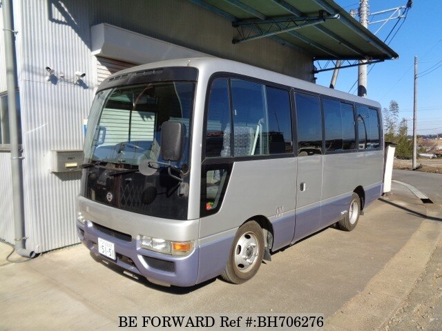 Used 2003 NISSAN CIVILIAN BUS BH706276 for Sale