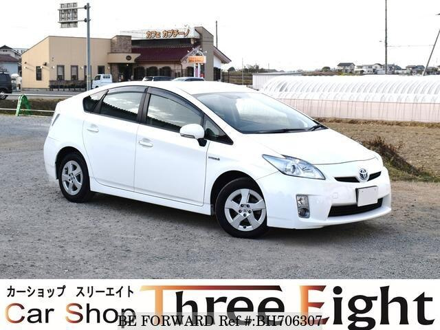 Used 2012 TOYOTA PRIUS BH706307 for Sale