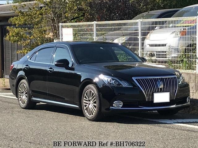 Used 2015 TOYOTA CROWN MAJESTA BH706322 for Sale