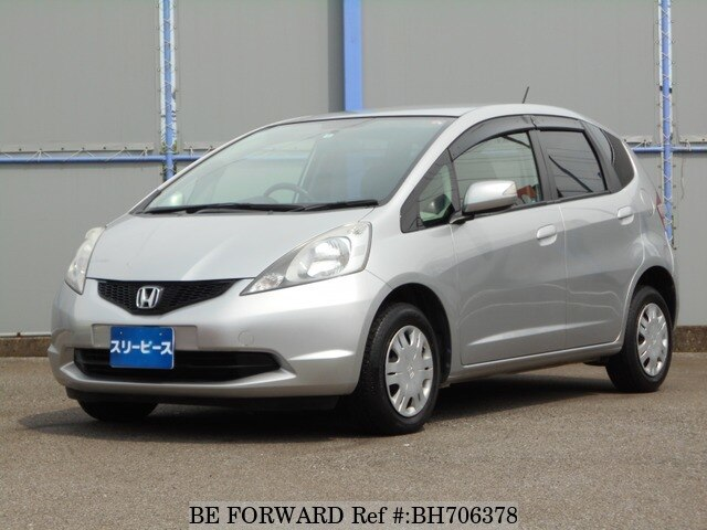 Used 2009 HONDA FIT BH706378 for Sale