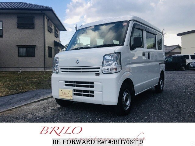 Used 2015 SUZUKI EVERY BH706419 for Sale