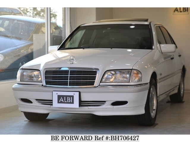 Used 1998 MERCEDES-BENZ C-CLASS BH706427 for Sale