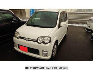 Used 2006 DAIHATSU MOVE CUSTOM BH706509 for Sale