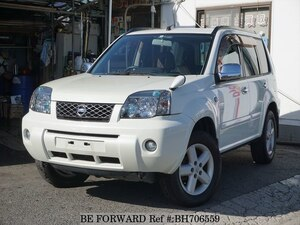 Used 2004 NISSAN X-TRAIL BH706559 for Sale
