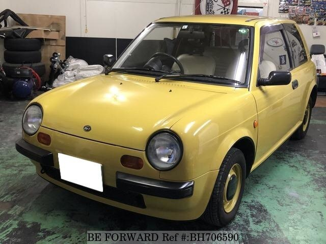 Used 1987 NISSAN BE-1 BH706590 for Sale