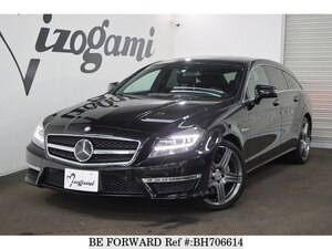 Used 2014 MERCEDES-BENZ CLS-CLASS BH706614 for Sale