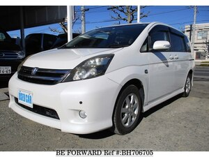 Used 2008 TOYOTA ISIS BH706705 for Sale