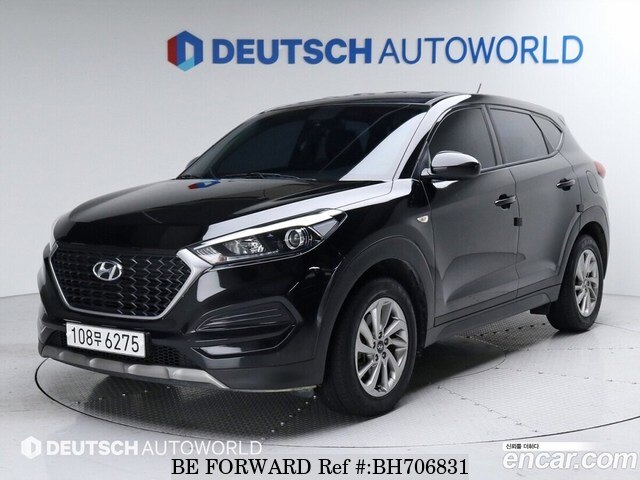 Used 2017 HYUNDAI TUCSON BH706831 for Sale