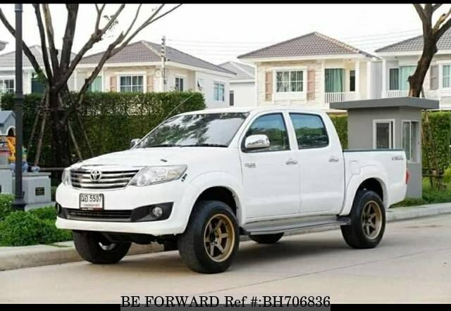 Used 2009 TOYOTA HILUX BH706836 for Sale