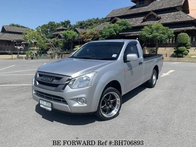 Used 2016 ISUZU D-MAX BH706893 for Sale