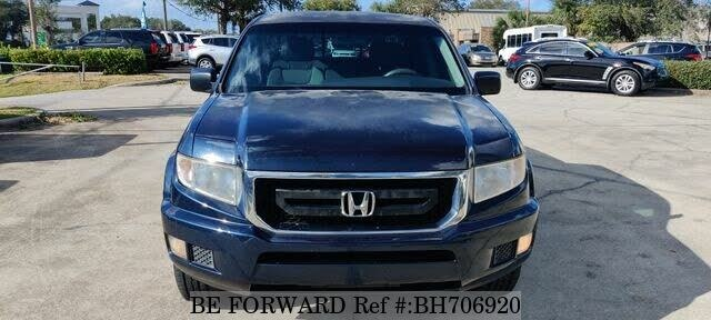 Used 2011 HONDA RIDGELINE BH706920 for Sale