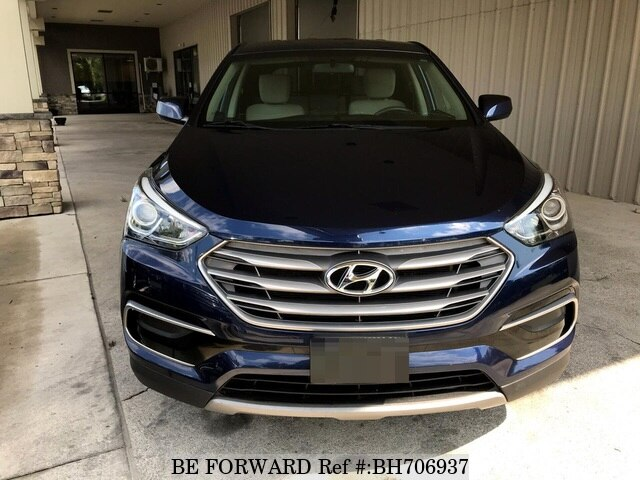 Used 2017 HYUNDAI SANTA FE BH706937 for Sale
