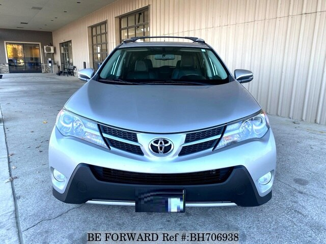 Used 2015 TOYOTA RAV4 BH706938 for Sale