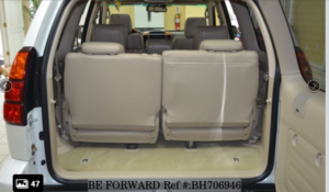 Used 2007 LEXUS GX 470 BH706946 for Sale