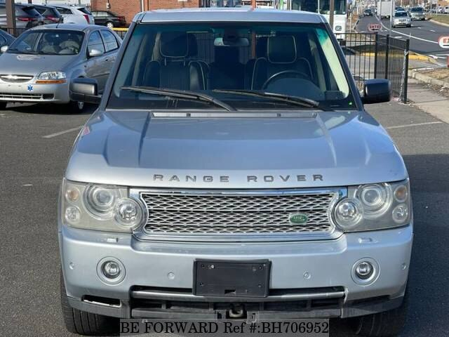Used 2008 LAND ROVER RANGE ROVER BH706952 for Sale