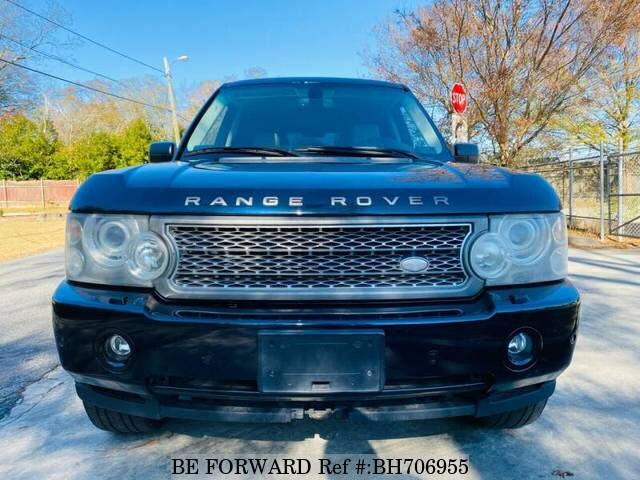 Used 2008 LAND ROVER RANGE ROVER BH706955 for Sale