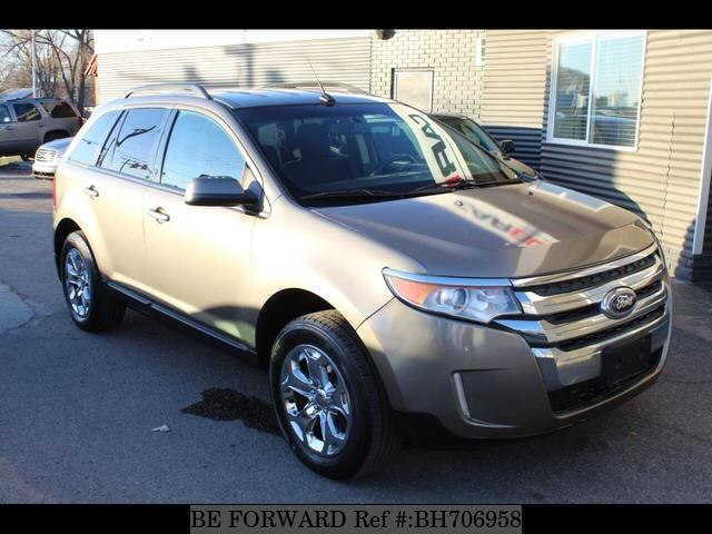 Used 2014 FORD EDGE BH706958 for Sale