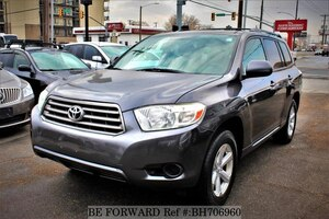 Used 2009 TOYOTA HIGHLANDER BH706960 for Sale