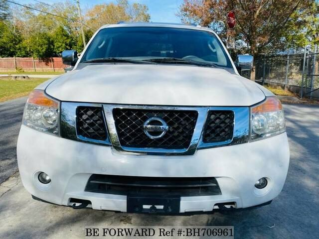 Used 2011 NISSAN ARMADA BH706961 for Sale