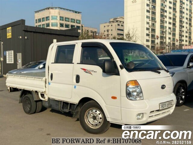 Used 2011 KIA BONGO BH707068 for Sale