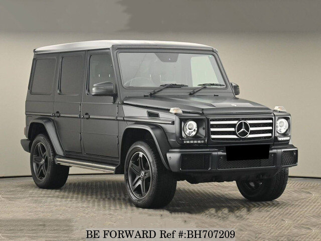 Used 2017 MERCEDES-BENZ G-CLASS BH707209 for Sale