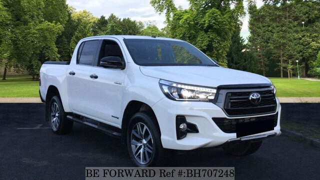 Used 2020 TOYOTA HILUX BH707248 for Sale