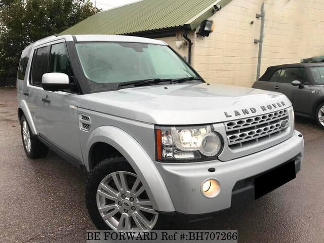 Used 2011 LAND ROVER DISCOVERY 4 BH707266 for Sale