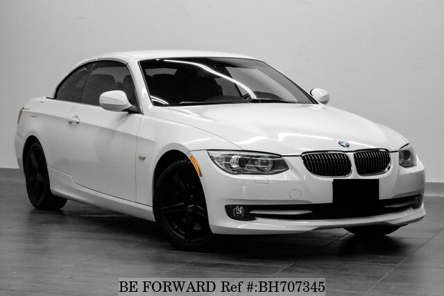 Used 2013 BMW 3 SERIES CABRIORET BH707345 for Sale