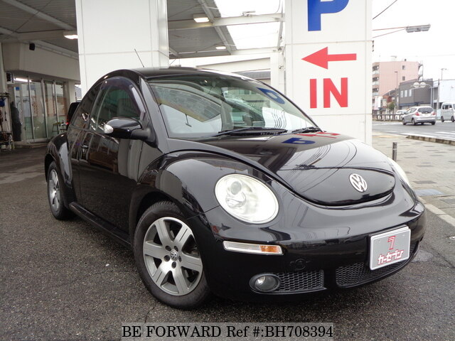 Used 2006 VOLKSWAGEN NEW BEETLE BH708394 for Sale