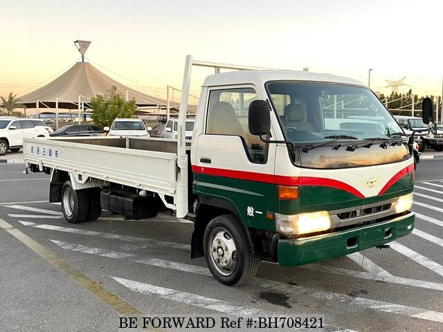 Used 1997 TOYOTA DYNA TRUCK BH708421 for Sale