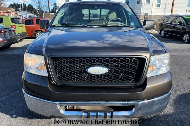 Used 2006 FORD F150 BH708460 for Sale