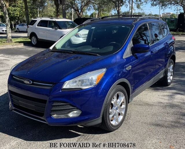 Used 2013 FORD ESCAPE BH708478 for Sale