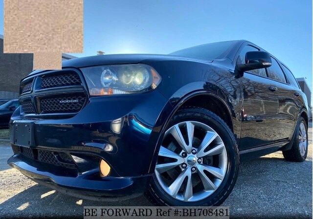 Used 2011 DODGE DURANGO BH708481 for Sale