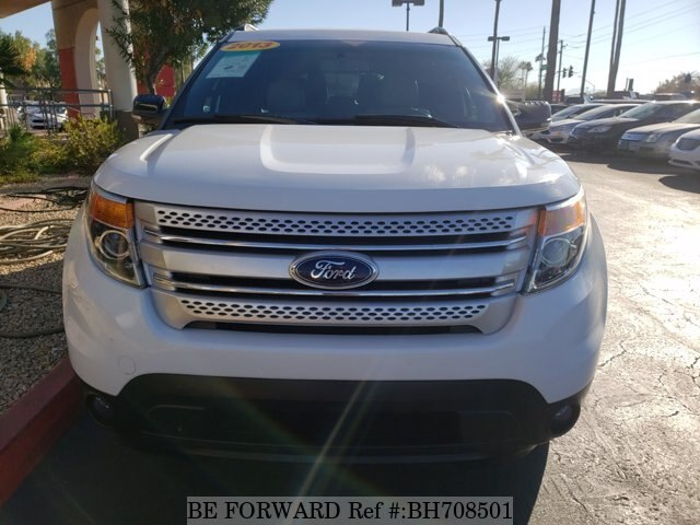 Used 2013 FORD EXPLORER BH708501 for Sale