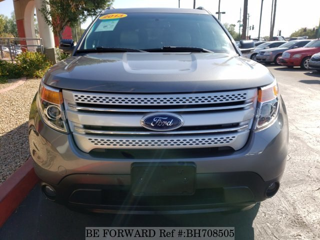 Used 2013 FORD EXPLORER BH708505 for Sale
