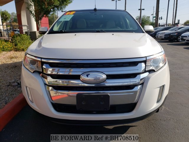 Used 2012 FORD EDGE BH708510 for Sale