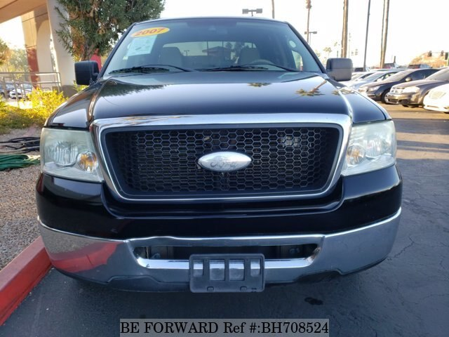 Used 2007 FORD F150 BH708524 for Sale
