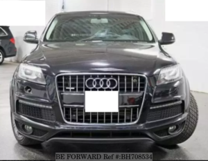 Used 2010 AUDI Q7 BH708534 for Sale