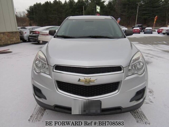 Used 2015 CHEVROLET EQUINOX BH708583 for Sale