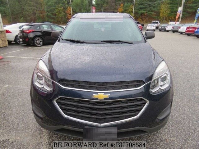 Used 2016 CHEVROLET EQUINOX BH708584 for Sale