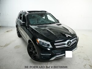 Used 2017 MERCEDES-BENZ GLE-CLASS BH708588 for Sale