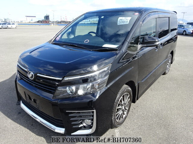 Used 2015 TOYOTA VOXY BH707360 for Sale