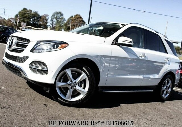 Used 2017 MERCEDES-BENZ GLE-CLASS BH708615 for Sale