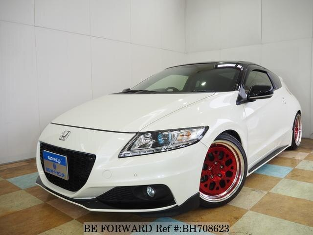 Used 2013 HONDA CR-Z BH708623 for Sale