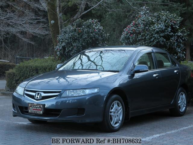 Used 2008 HONDA ACCORD BH708632 for Sale